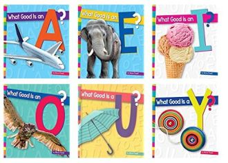 Vowel series books
