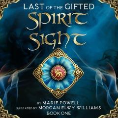 Spirit Sight audio cover LR