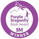 Purple Dragonfly Winner Seal Trans